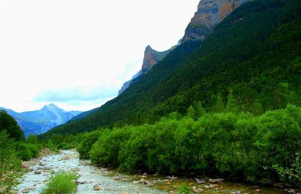 Ordesa meadow (1.310 m.)