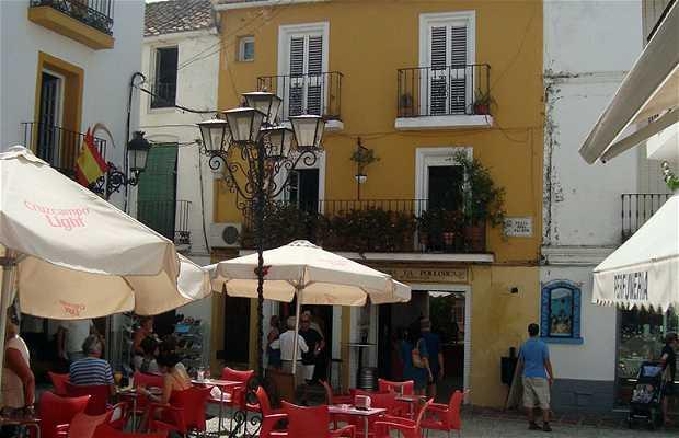 Antonio & Friends. Bar à Tapas