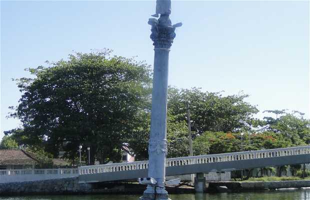 Estátua del Anjocaido