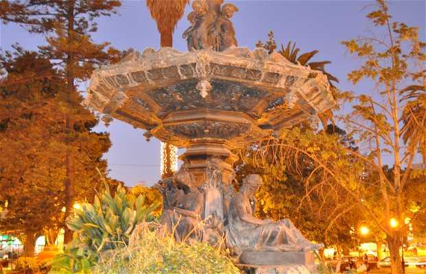 Fuente de Plaza Victoria