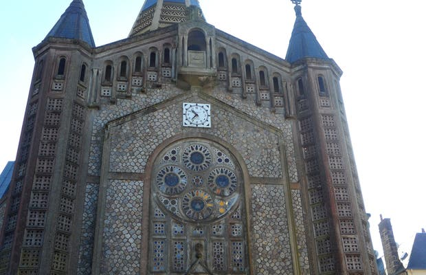 Iglesia Saint-Julien de Domfront