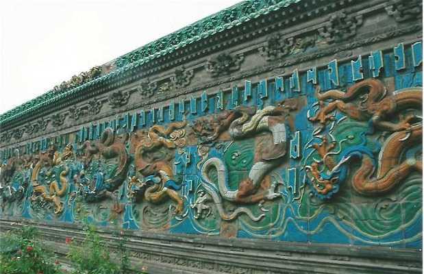 Mural en PingYao