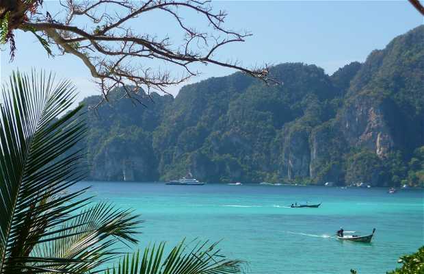 Loh Bagao Beach