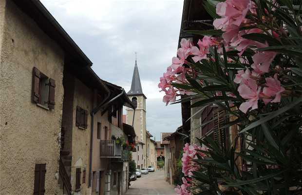 Rue Costa-de-Beauregard