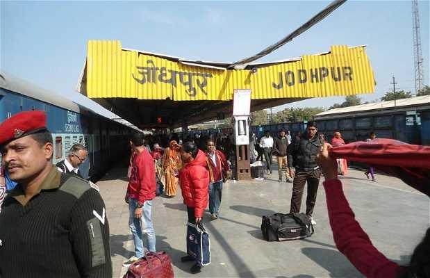 Estacion de Jodhpur