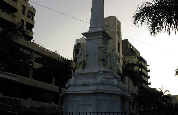 La Candelaria Square