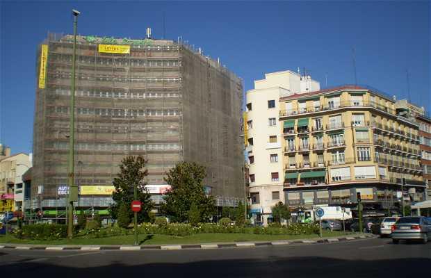 Plaza de Cuatro Caminos