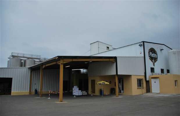 La brasserie Pietra