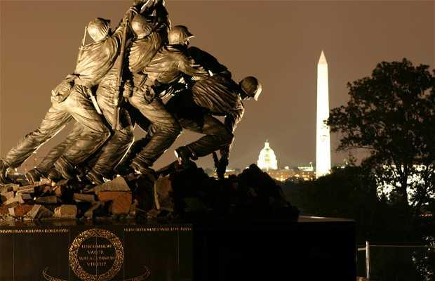Memorial do Corpo de Guerra da Marinha Americana