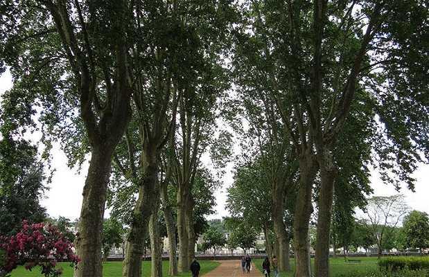 Le Parc de la Guierle de Brive la Gaillarde