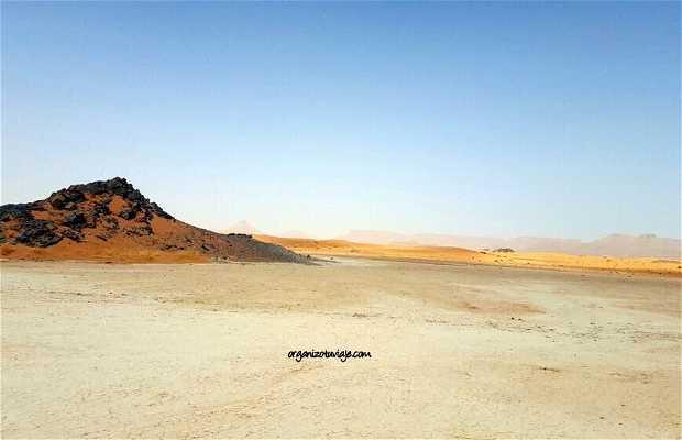 Desierto de Ouzina