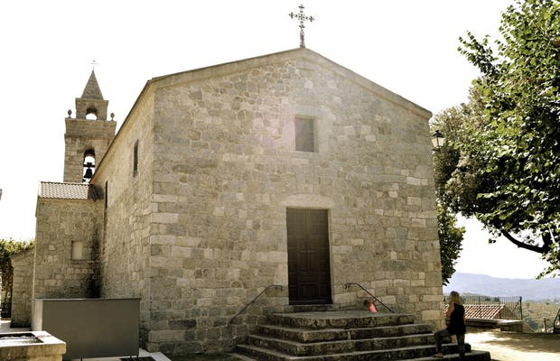 Iglesia de Sorbollano