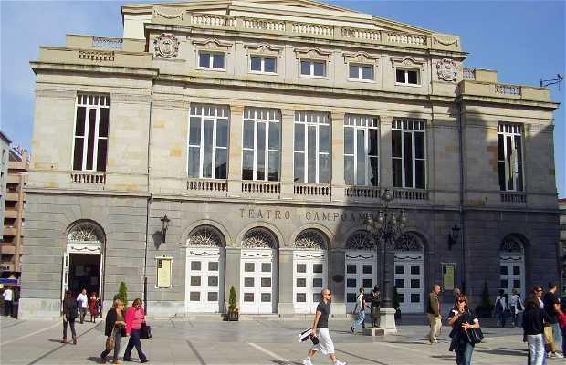 Teatro Campoamor di Oviedo