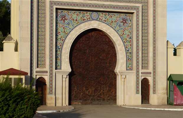 Puerta Ain Azliten