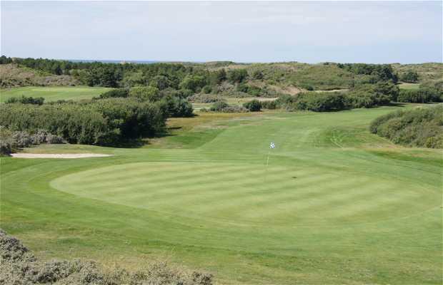Campo de golf de Touquet Paris-Plage