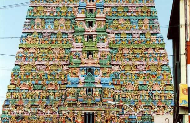 Templo de Vishnu Sarangapani