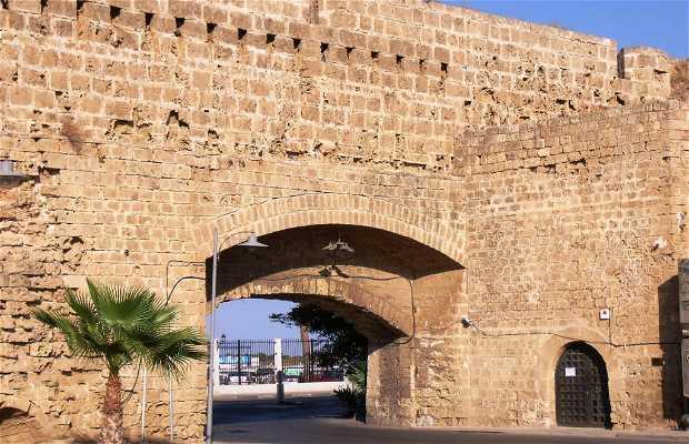 Bastión del Museo Canbulat