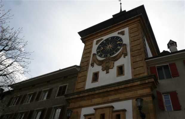 Morat's city hall