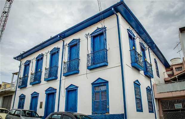Casarão Osmar Felipe (Prefeitura Municipal)