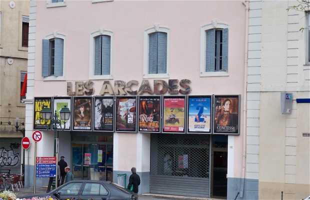 Cinéma Les Arcades et Les Arcades bis