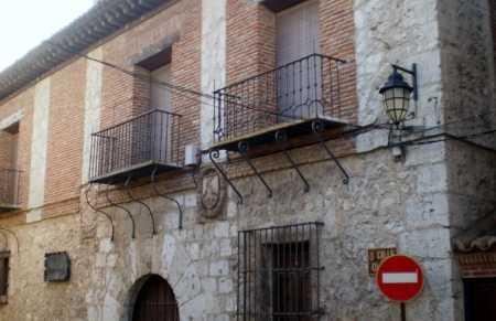 Historic-artistic site of Simancas