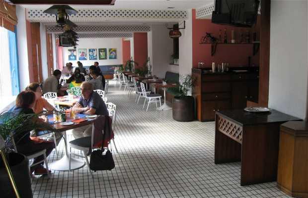 Restaurante Garden Terrace