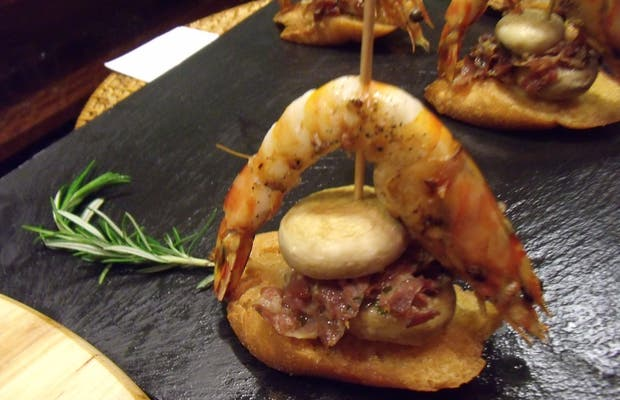 Restaurante Katagorri