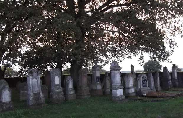Waldwisse Jewish Cementery