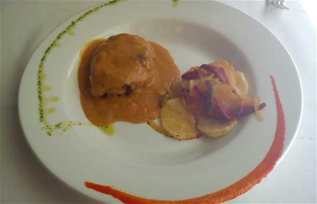 Restaurante Katxarro