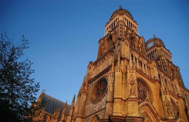 Cathédrale Sainte Croix d'Orléans