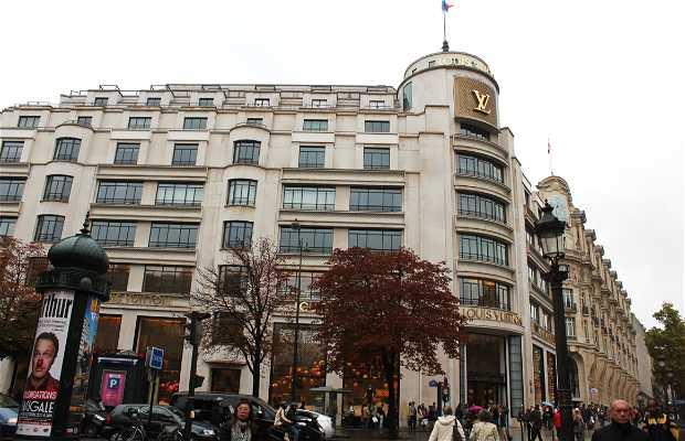 Louis Vuitton Campos Eliseos