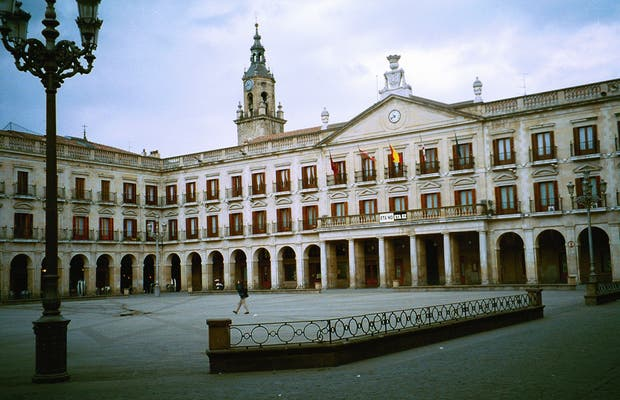 Guided visit to Vitoria-Gasteiz