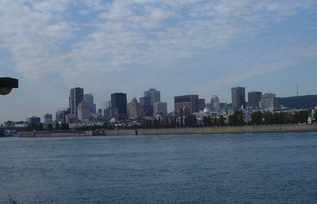 Skyline de Montreal