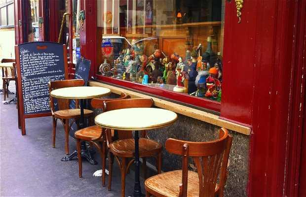 Restaurante Vins des Pyrénées