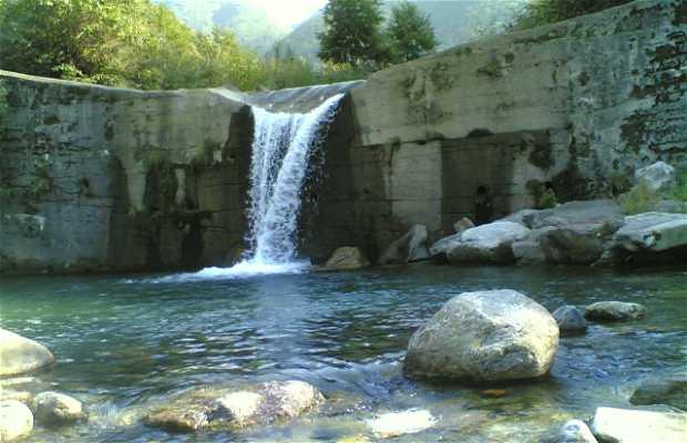 Cascada Bannio