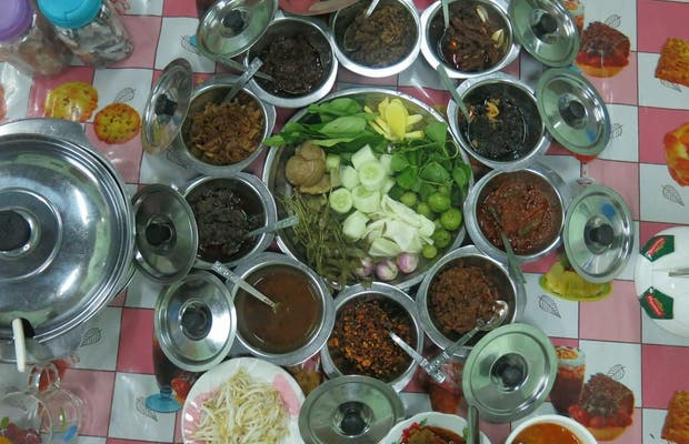 San Ma Tau Myanmar Restaurant