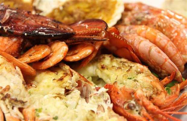 Restaurante Ribadavia