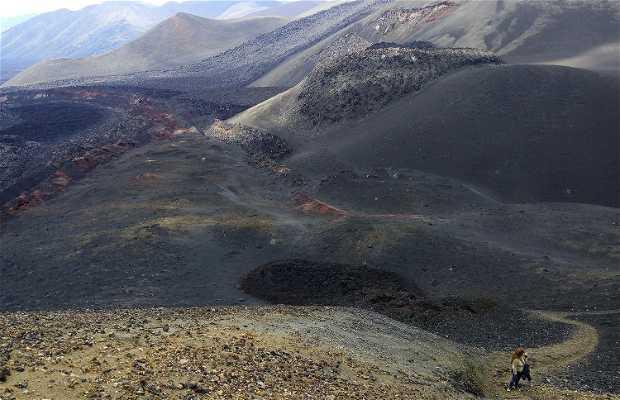 Trekking Reserva Nacional Malalcahuello-Nalcas
