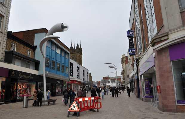 Blackpool centro