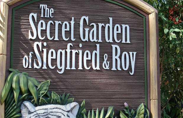 El Jardin Secreto de Siegfried & Roy