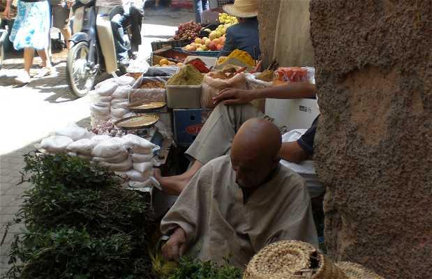Mercado de Dar El Bacha
