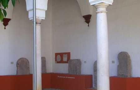 Stèles funéraires