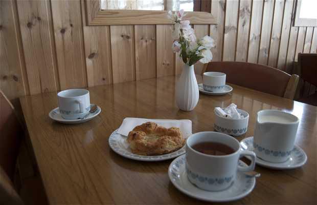 Café refugio Djupvasshytta