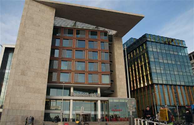 Biblioteca Pública Central de Amsterdam
