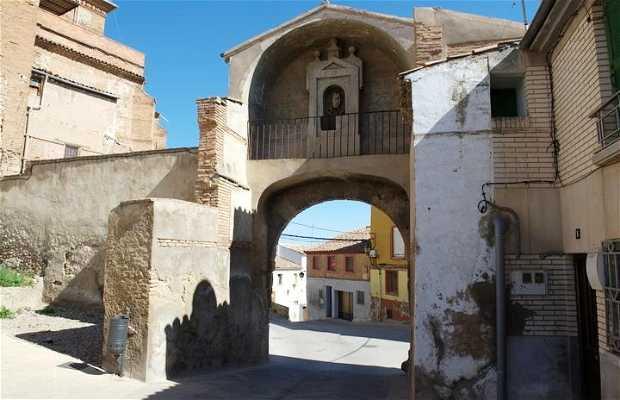 Arco del Planillo de San Andrés