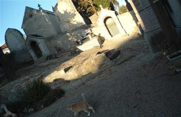 Le cimetière de Ventenac