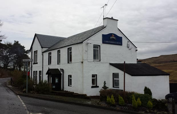 Pub Hotel Carronbridge
