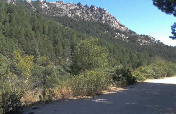 De Navacerrada a Manzanares.