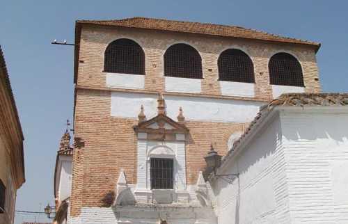 """Convento de Las Concepcionistas Franciscanas (""""LAS MARROQUÍES"""")"""