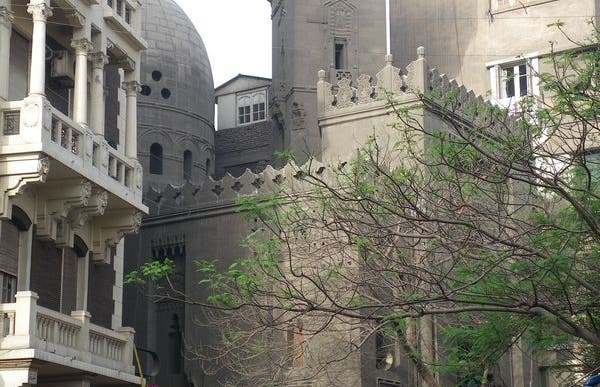 Mezquita Al Shazly y Al Khawwas